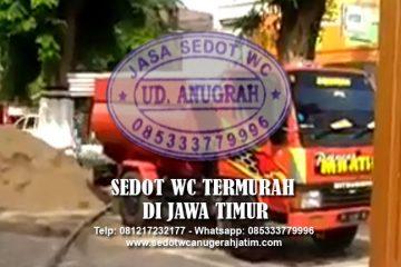sedot wc Kediri
